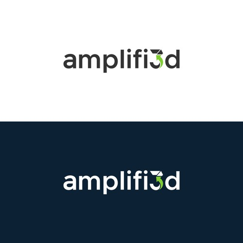 Amplified logo