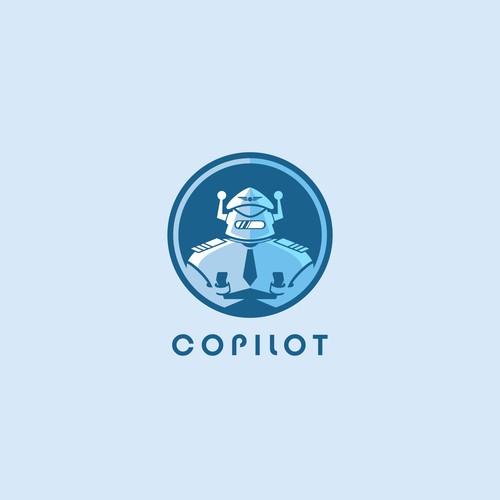 Robot Pilot Logo