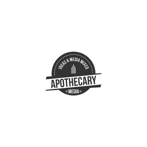 New logo and business card wanted for Apothecary Media