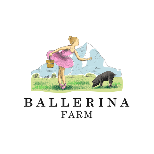 The Ballerina Pig Farmer