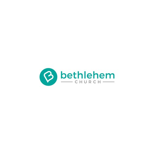 Logo for Bethlehem Church
