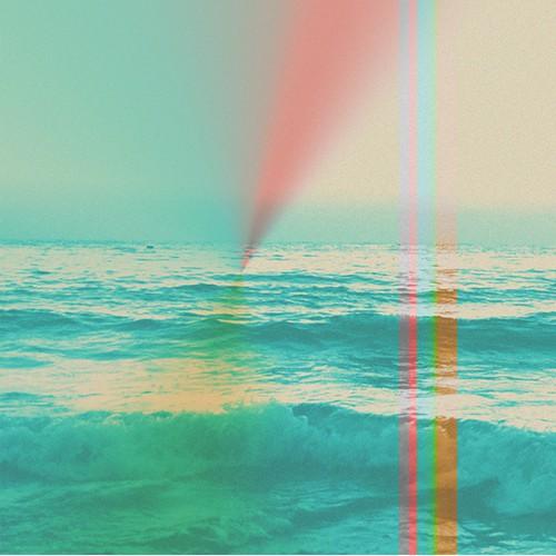 beachy logo concept/ custom typo