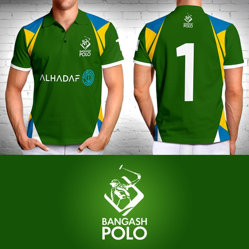 POLO T-shirt design