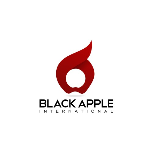 The Sexiest Public Relations Company In The World Needs A New Logo:  The Black Apple Flag