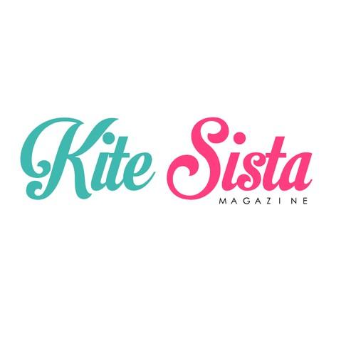 Kiste Sista Trendy Logo Concept
