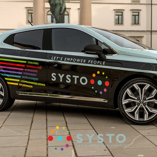 SYSTO Vehicle Wrap