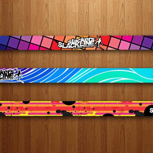 Slackline Designs for Brand 44 Colorado