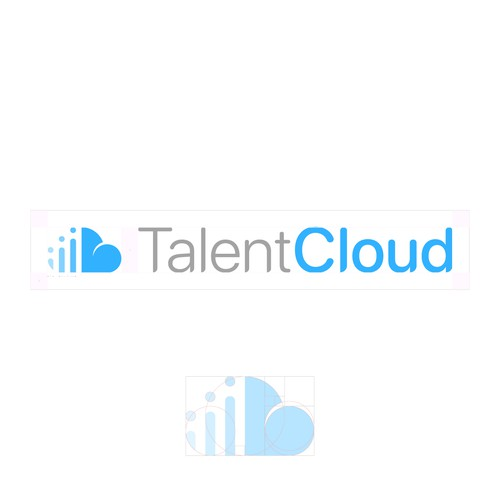Sharp Logo Concept for Talent Cloud