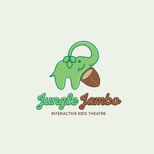 Creative Logo African Kids Theater Company