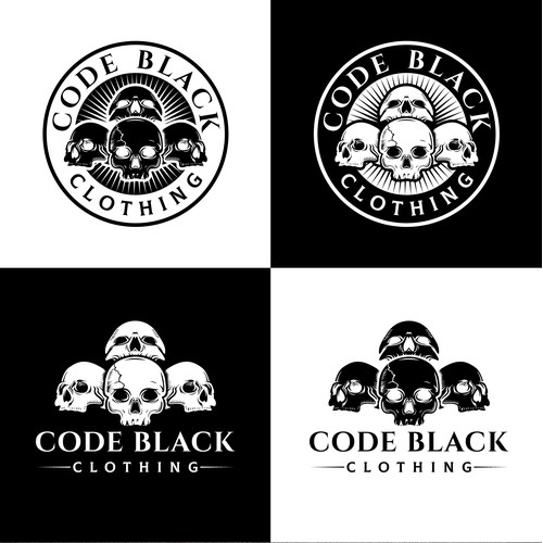 CODE BLACK CLOTHING