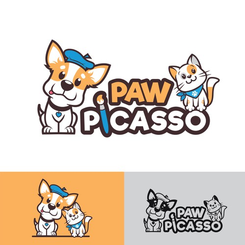 PAW PICASSO