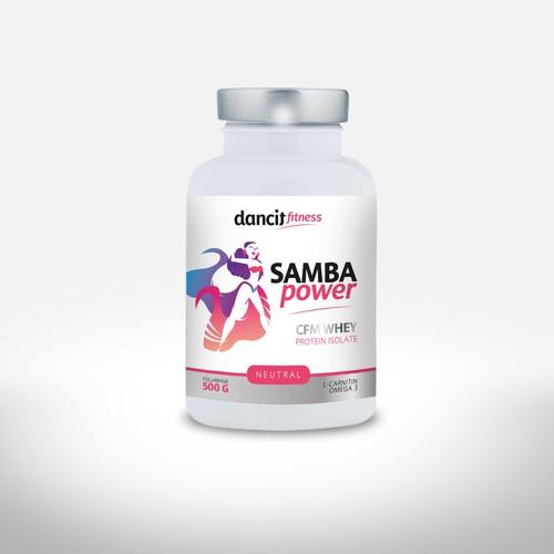 Samba Power Label