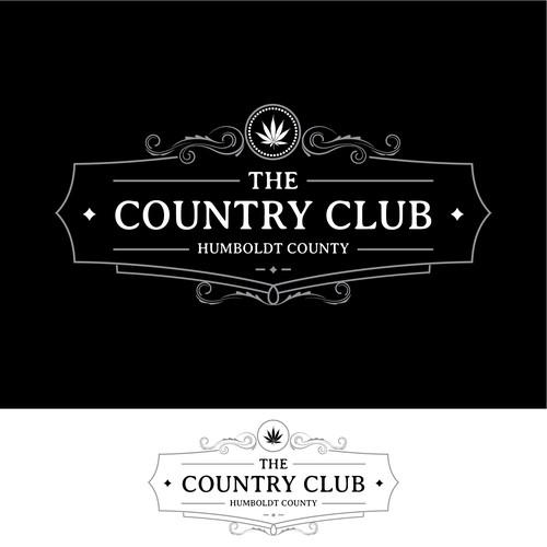 Logo for high-end cannabis retailer