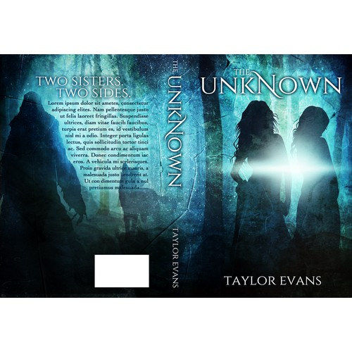 Captivating cover for young adult fantasy novel needed!