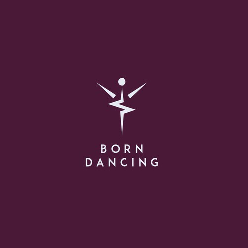 Stand out dance logo that speaks to inclusion