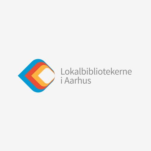Lokalbibliotekerne i Aarhus Modern Library Branding Identity