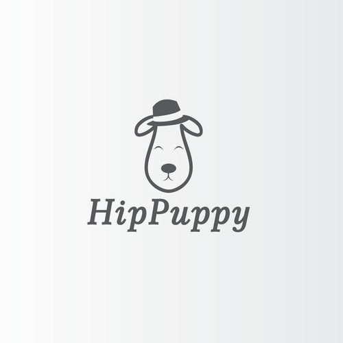 Hip animal logo for web and store