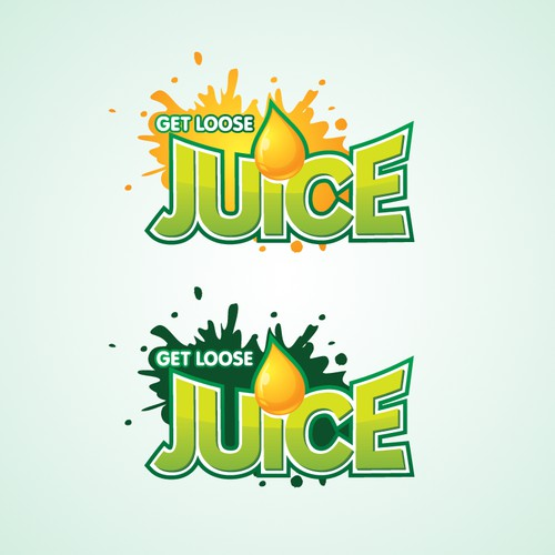 Create the next logo for Get Loose Juice