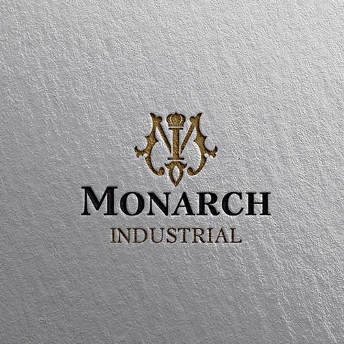 Create a timeless logo for new industrial supply company