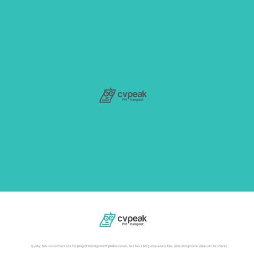 Fun & Creative Logo For Job Recruitment Company