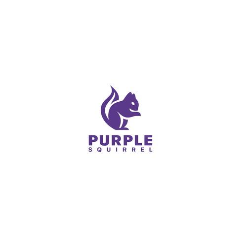 Logo for Purple Suirrel