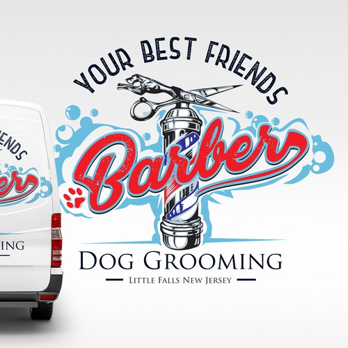 your best friends Barber Dog Grooming