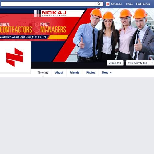 Construction Company FB cover