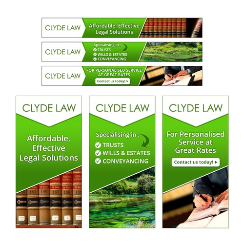Clyde Law Banner