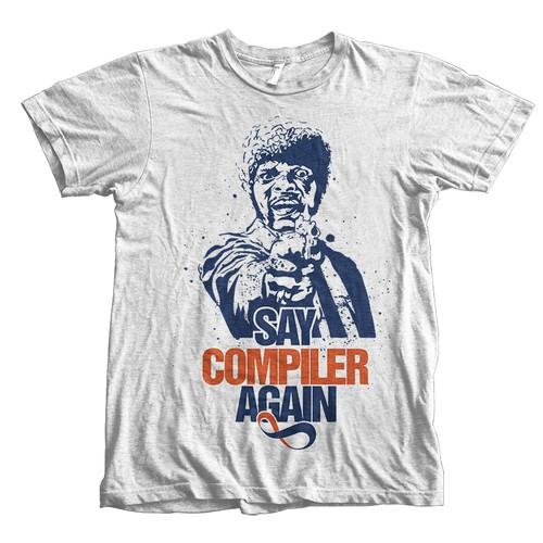 Say Compiler Again