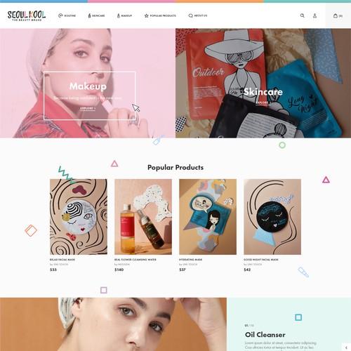 Seoul Kool Beauty Online Store
