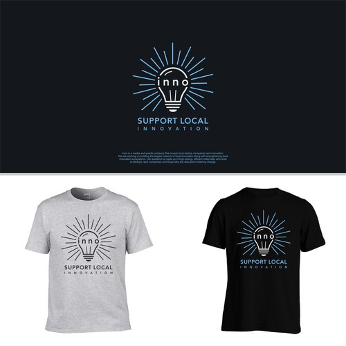 Get creative w/ logo for Innovation