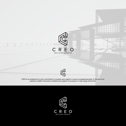 CREO logo design