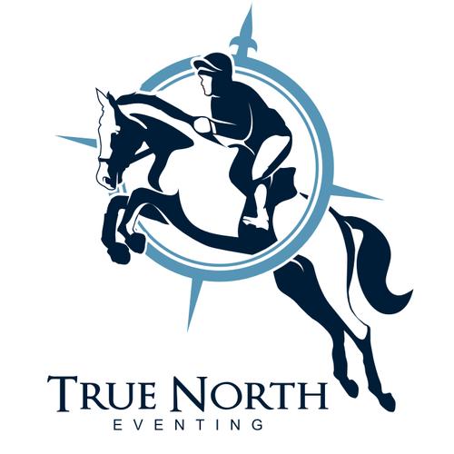 logo for True North Farm