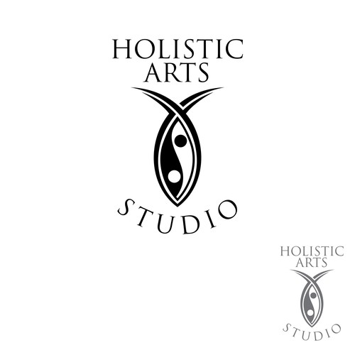 "Logo For ""HOLISTIC ARTS STUDIO"""