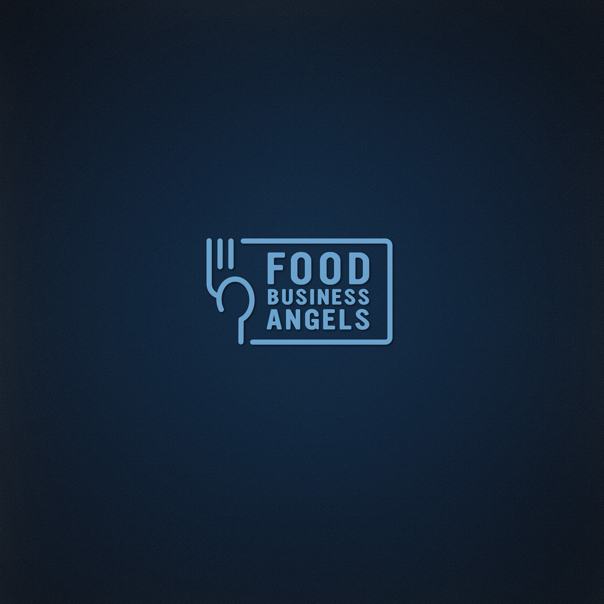Design a logo for a food based startup investment entity