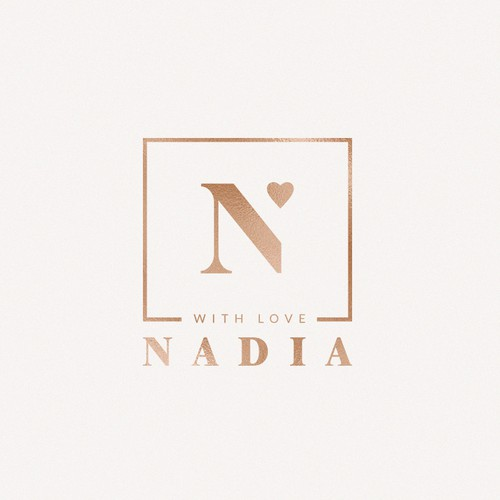 Makeup brand logo design