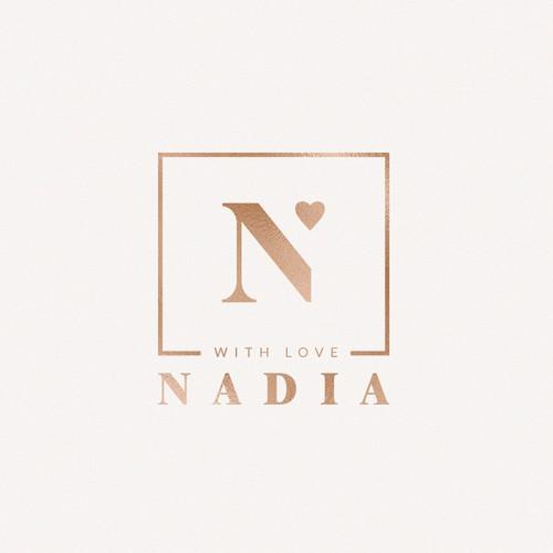 Makeup brand logo design