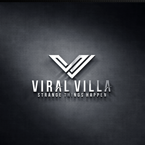 Design A Wining Logo For Viral Villa And Get Famous + $100 PayPal Bonus For Winner