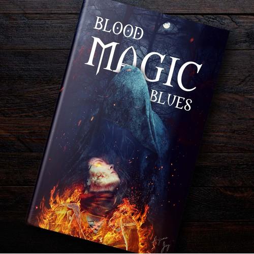 """Blood Magic Blues"" Concept art"