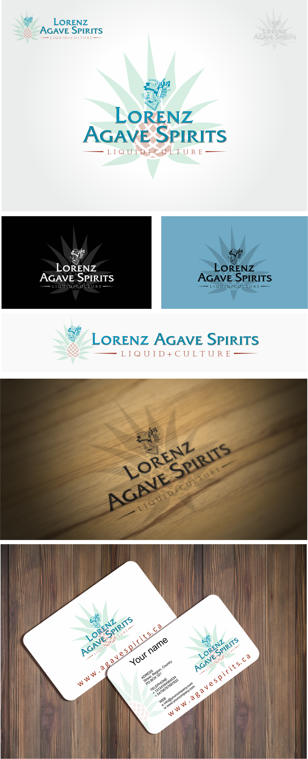 Tequila Importer - Lorenz Agave Spirits