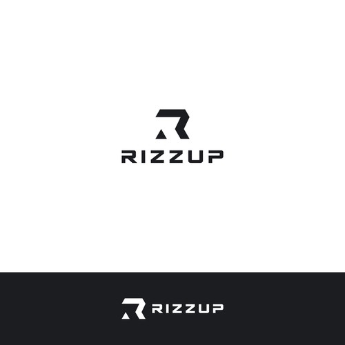 BOLD LOGO FOR RIZZUP
