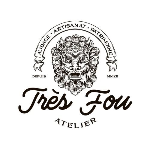 Logo for Très Fou Atelier