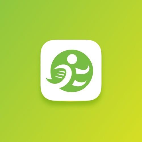 Health Exercise app icon
