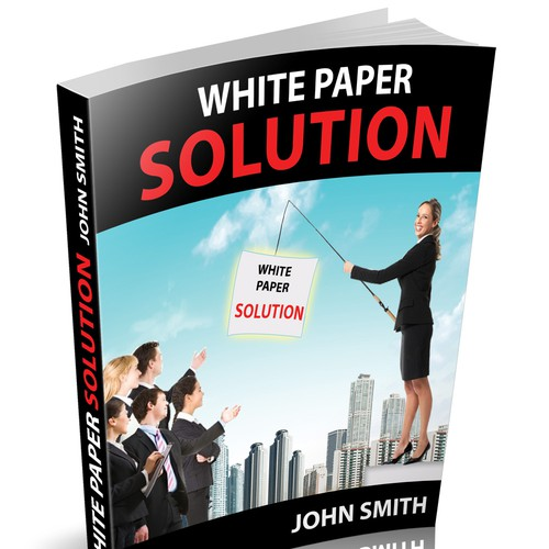 Cover Image for White Paper Marketing Book