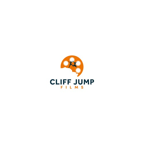 Cliff Jump Films Logo