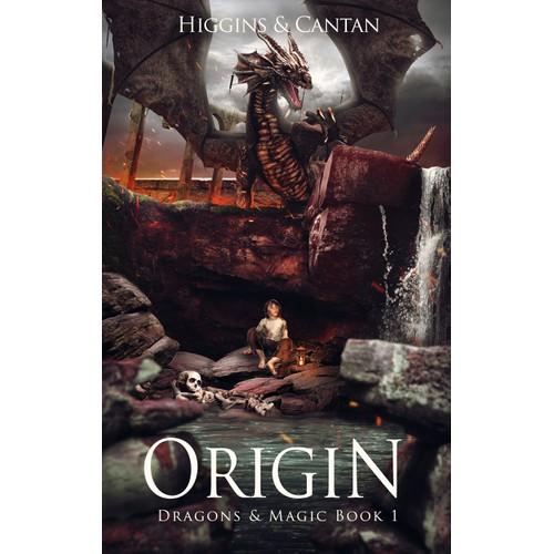 ORIGIN (book cover)