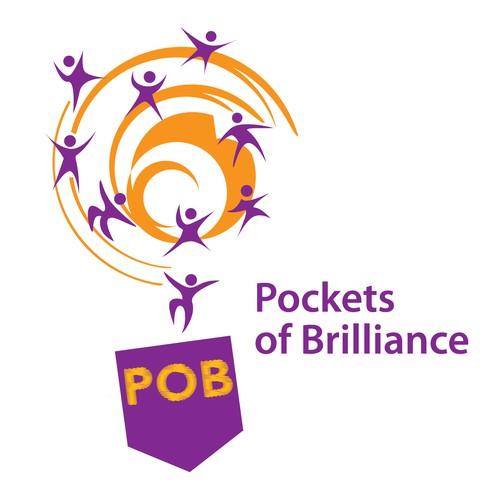 logo for Pockets of Brilliance