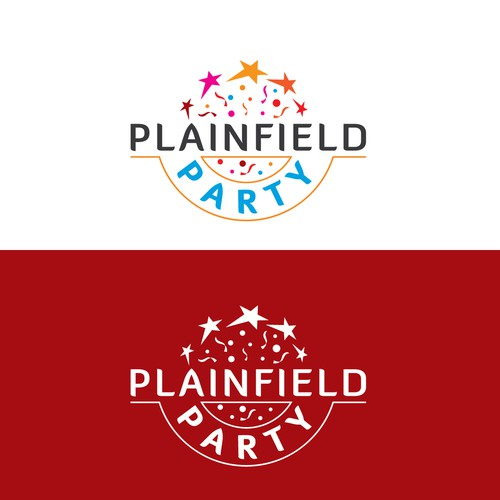 Logo Design for Party Rental Company