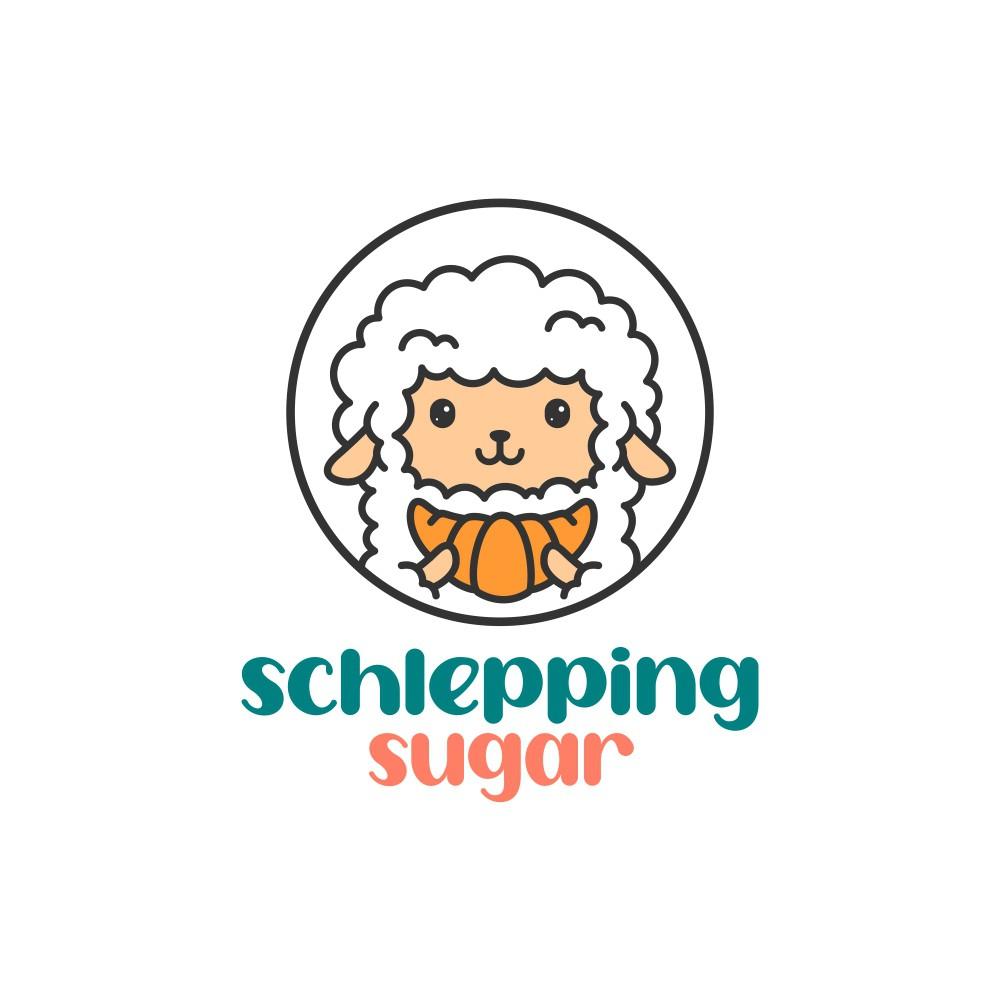 Schlepping Sugar Logo continued...