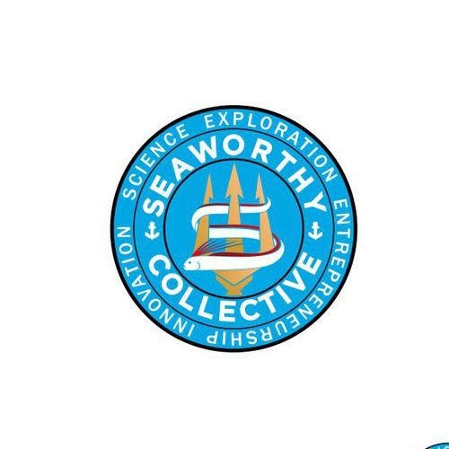 Logo design for Seaworthy Collective - Empowering ocean innovation & entrepreneurship